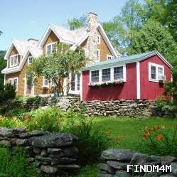 A country B&B and massage oasis for men - southern VT