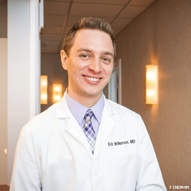 Board-Certified Dermatologist Dr. Eric Wilkerson