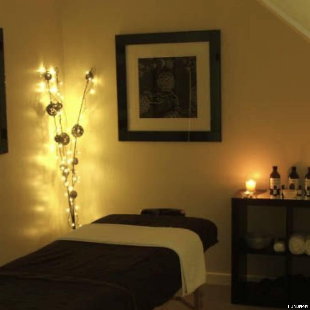 Oc massage for men by James