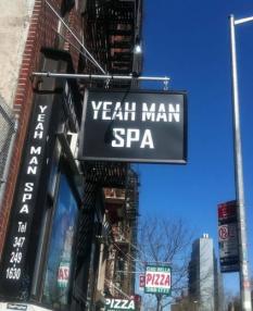 Yeah Man Spa