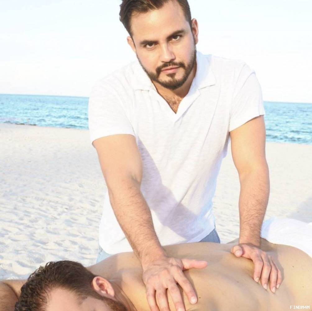Enhanced Massage Therapy For Men