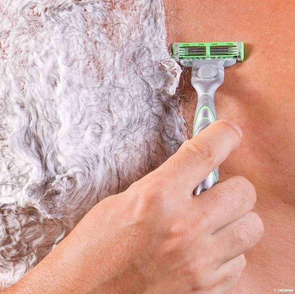 Let me shave you