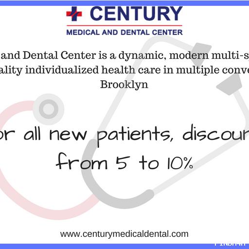 Century Medical & Dental Center (Downtown Brooklyn)