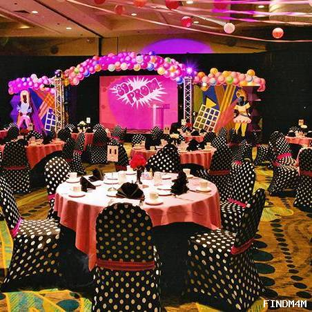 Full-service event planning, design and production
